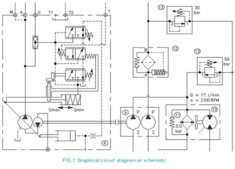 The Real Value Hydraulic Circuit Diagrams Fluid Power