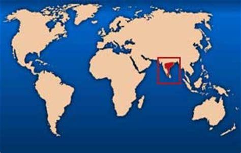 Carte Du Monde Inde by Inde Carte Arts Et Voyages