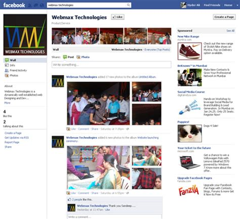 facebook fan page promotion facebook fan page promotion services mumbai india