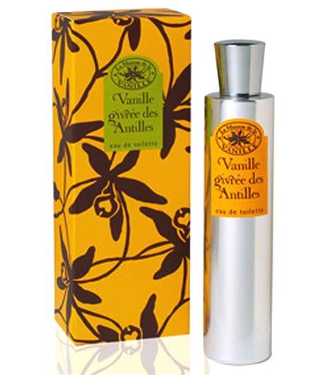 vanille givree de antilles la maison de la vanille perfume a fragrance for