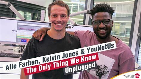 Alle Farben, Kelvin Jones & Younotus