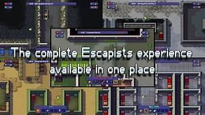 The Escapists Complete Edition Launch Trailer