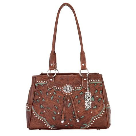 western purses  accessories lady lace organizer tote