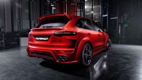 2018 Techart Porsche Cayenne Magnum 4 Wallpaper Hd Car