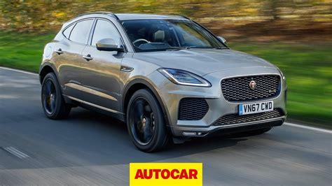 Small Suv Reviews by 2018 Jaguar E Pace Review Small Jaguar Suv Driven