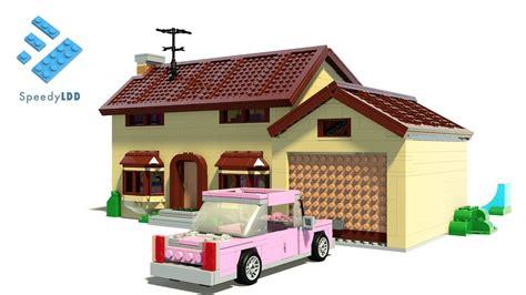 Lego 71006 The Simpsons House Ldd Digital Speed Build