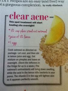 diy face scrub for acne