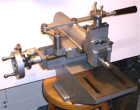 cowell hand operated shaper