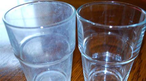 cuisine point p votre lave vaisselle laisse des traces blanches sur vos