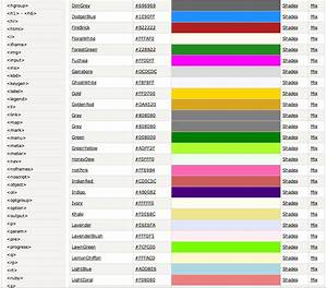 Sew Many Ways     Blogging Tip   Easy Color Codes For Your