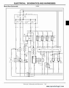 John Deere 500 500ex 500ext Buck Utility Atv Tm2153 Pdf