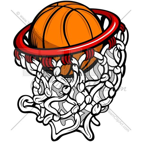 basketball net clipart basketball hoop clipart image easy to edit vector format