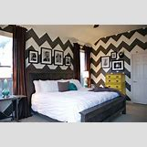 Teal And White Chevron Wall | 600 x 398 jpeg 64kB