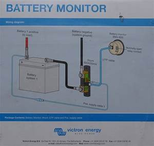 Battery Monitor Diagram Photo