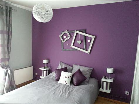 deco chambre gris deco chambre aubergine et blanc raliss com