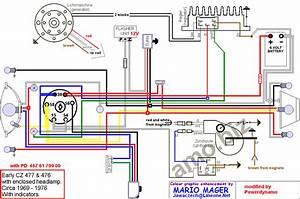 Powerdynamo F U00fcr Jawa Und Cz 1 Zylinder