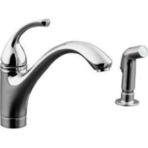Single Handle Kitchen Faucet Troubleshooting by Kohler Forte Faucet Troubleshooting Repair Guide