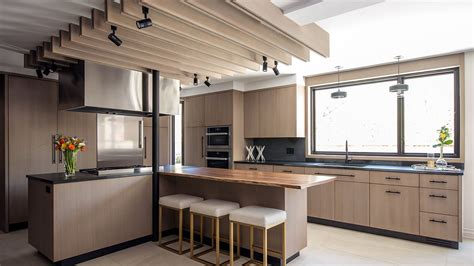 interior design modern light wood kitchen makeover youtube