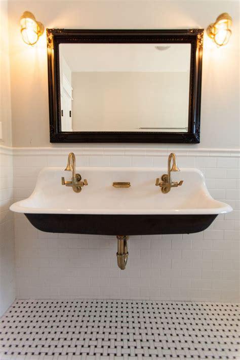 15 best ideas about trough sink on farmhouse vanities farmhouse bathroom sink
