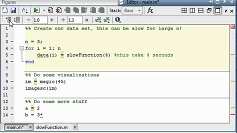 matlab cell to matlab tutorial cell mode scripts