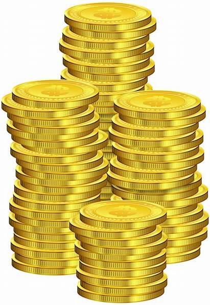 Money Transparent Clipart Coins Clip Clipartmag