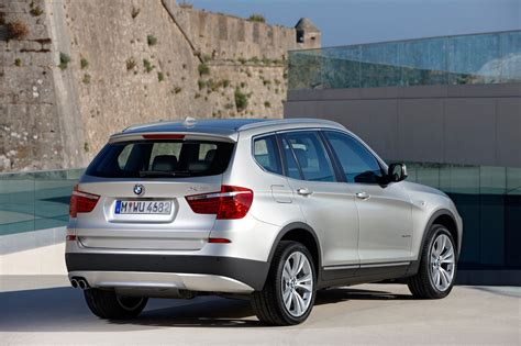 2018 Bmw X3 Reviews And Rating Motor Trend