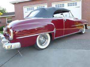 1952 Chrysler New Yorker by 1952 Chrysler New Yorker Convertible For Sale In Puyallup