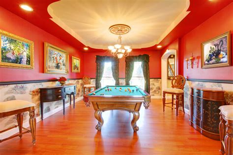 60 Red Room Design Ideas (all Rooms  Photo Gallery