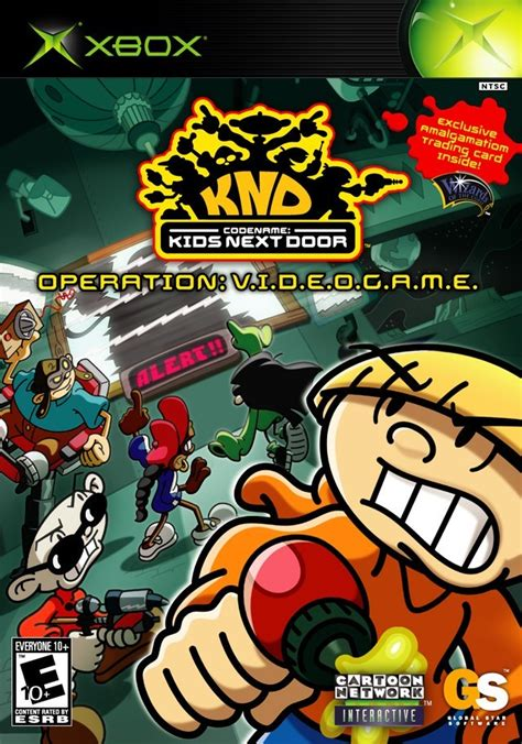 Codename  Knd  Operation Videogame
