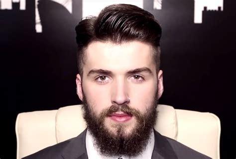 Men's Side Part Hairstyle   Mens Craze