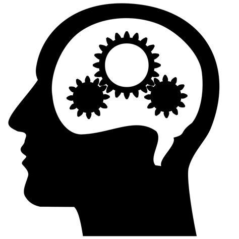 Thinking Clipart Thinking Brain Clipart 101 Clip