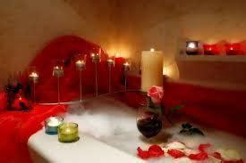 como decorar tu bano de forma romantica  san valentin