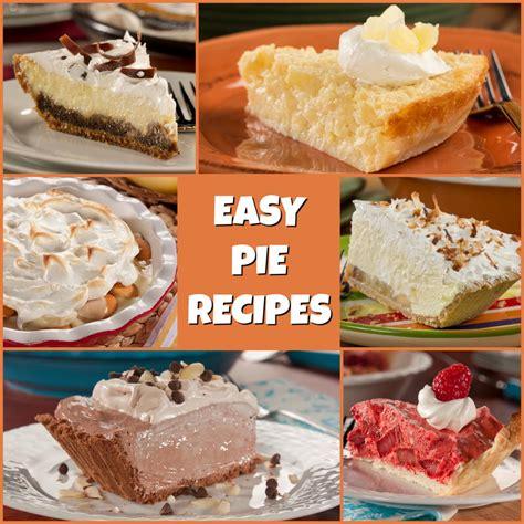 easy pie recipes 12 easy diabetic pie recipes everydaydiabeticrecipes com