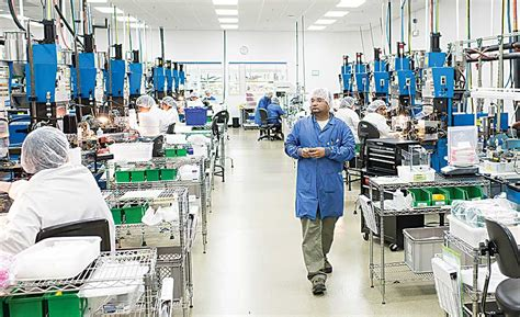 Automation Gives Medical Device Manufacturer a Shot in the ...