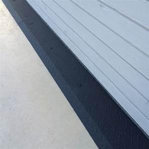 mod MY FLOOR RT garage floor + custom diamond plate ramp