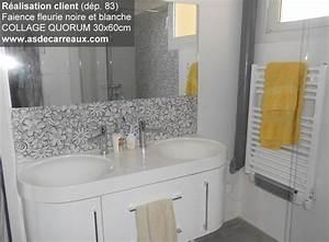 salle de bain carrelage ardoise latest nouveau papier With carrelage gris couleur mur 1 dalles carrelage ardoise grise 60x14 indoor by capri