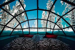 Lapland's Igloo Hotel at Kakslauttanen (Glass Igloo) | Out ...