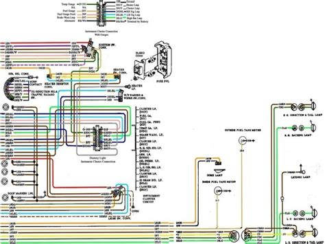 63 Chevy Headlight Switch Wiring Diagram by 1970 Chevy Truck Headlight Switch Wiring Diagram Wiring
