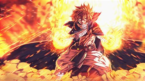 wallpaper illustration anime fairy tail person