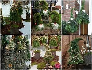Weihnachtsdeko Draußen Basteln : 15 bezaubernde weihnachtsdekorationen f r euren garten ~ A.2002-acura-tl-radio.info Haus und Dekorationen