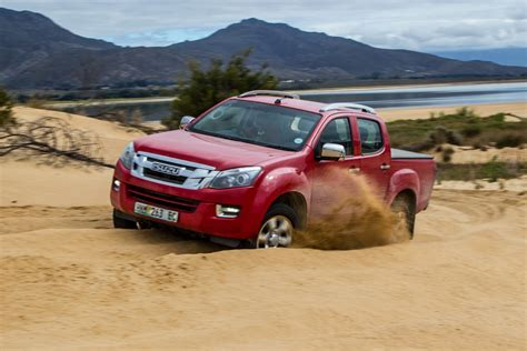 Toyota Hilux Vs Ford Ranger Vs Isuzu Kb Vs Volkswagen