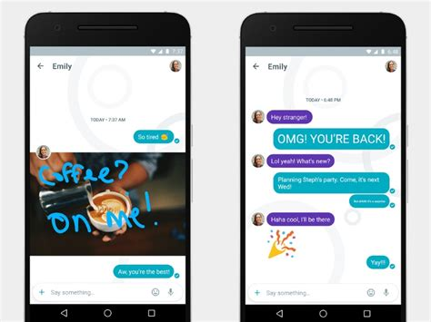 Snowden Calls for Boycott of Google's Newest Messaging App ...