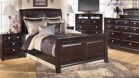 ridgley bedroom furniture collection  signature design