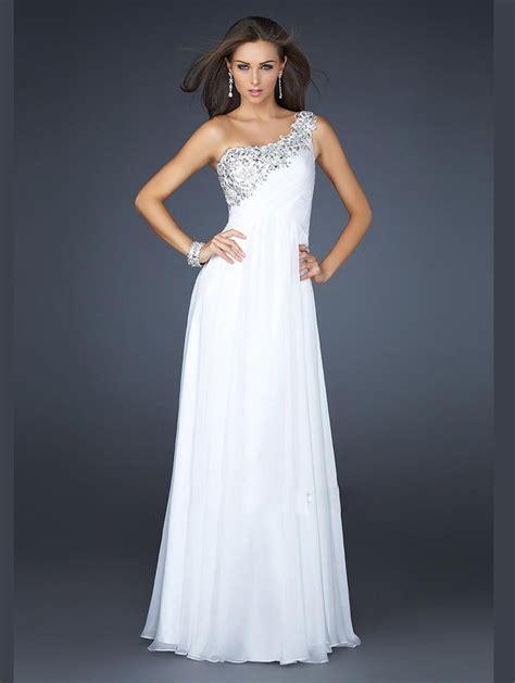 shoulder prom dresses dressed  girl