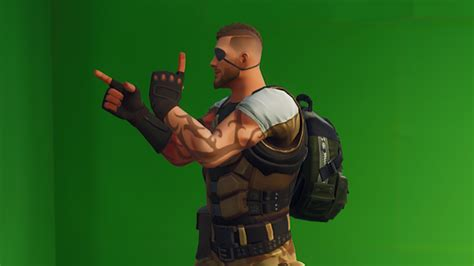 fortnite players   green screens  create fan