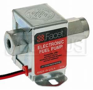 Facet Cube 12v Fuel Pump  1  8 Npt  9