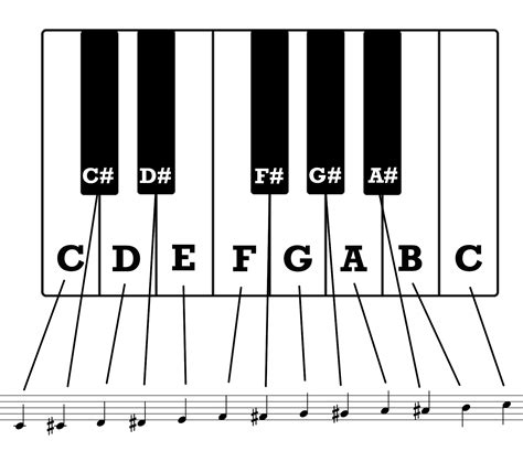 Mastering scales is all about recognizing patterns on an instrument. Music Theory Fundamentals 3: The Major Scale - Notes On a ...