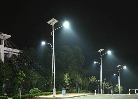 advantages  led flood lights led street light news