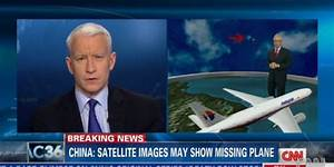 CNN On The Defensive About Malaysia Flight Coverage | HuffPost