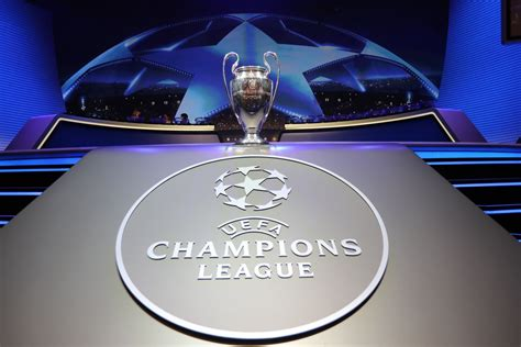 uefa champions league   draw chelsea handed